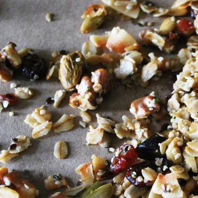 Jesenja granola