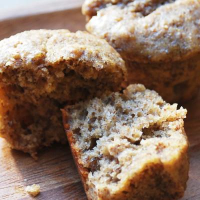 Muffini s maslacem od javora i badema