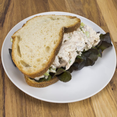 go-to chicken salad