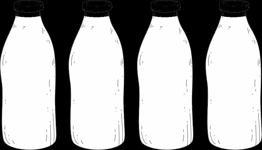 Quatre fois le lait